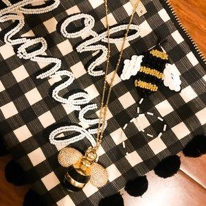 Kate Spade Queen Bee Necklace